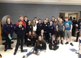 FFA Heading to Regionals