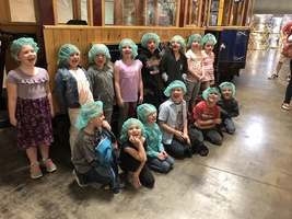 Spartans Visit Spangler Company!