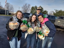 Waldron FFA Gives Back