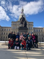 4th Grade Visits Capital!