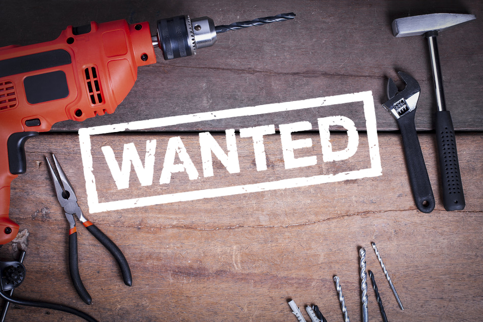 tools wanted