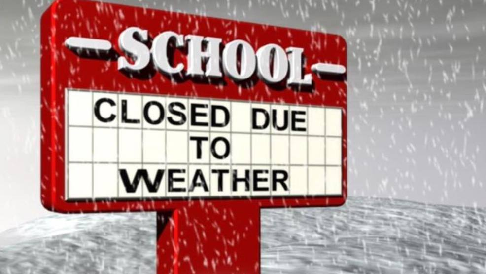 closed school
